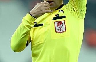Süper Lig'de 28. Haftanın Hakemleri Açıklandı