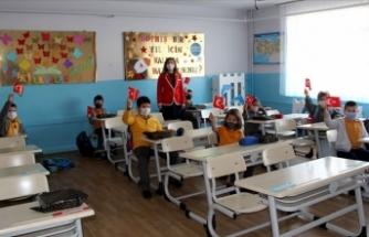 Yeni Normalleşmede Yüz Yüze Eğitime Başlandı