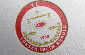 YSK, İllerin Nüfusa Göre Çıkaracağı Milletvekili Sayısını Belirledi