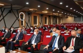 Uluslararası Avrasya Eğitim Sendikaları Birliği'nin 3'üncü Olağan Genel Kurulu Ankara'da Yapıldı