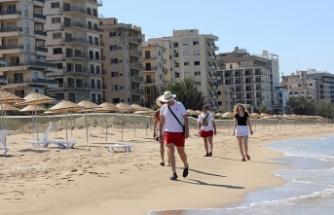 KKTC Maraş'ına Turist İlgisi