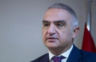 Bakan Ersoy, Turizm Hedefini Açıkladı