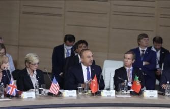 Bakan Çavuşoğlu: Kırım'ın İllegal Şekilde İşgalini Hiç Tanımadık ve Tanımayacağız