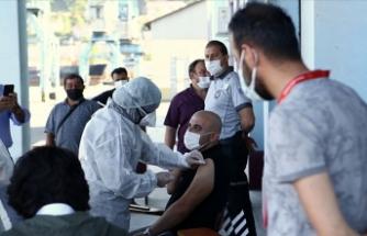 Türkiye'de Kaç Doz Aşı Yapıldı?