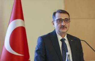 Bakan Dönmez'den Azerbaycan Doğal Gazı Müjdesi
