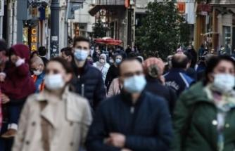 Koronavirüs Vakalarının 100 Bin Kişide 200'den Fazla Görüldüğü İl Sayısı 56'ya Yükseldi