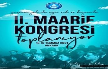 Türk Eğitim Sen Maarif Kongresinin 2.sini Düzenliyor
