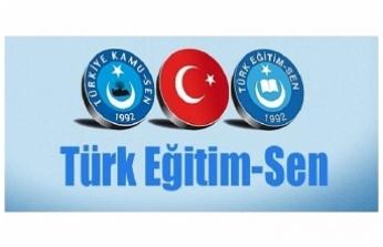 Türk Eğitim-Sen'den Maarif Müfettişi Açıklaması