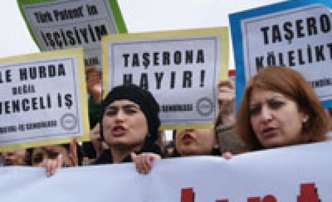 AKP'nin 8 Mart Anlayışı!