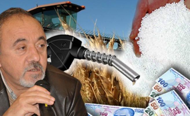 TARIM DESTEKLENMİYOR; İTHALAT REKORLAR KIRIYOR!