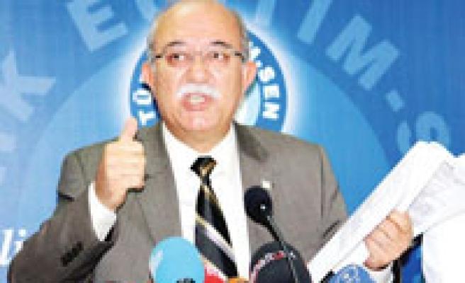 Türk Eğitim-Sen: 30 bin öğretmen atanmalı