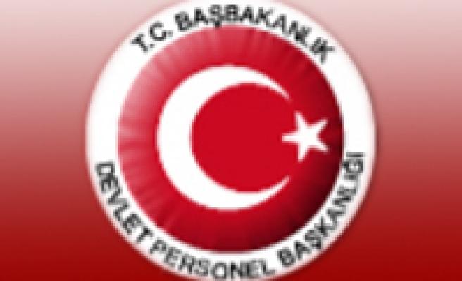2011 Mayıs Memur Alımları Ertelendi