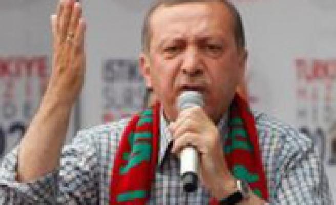 Erdoğan'a Diyarbakır'da suçüstü!