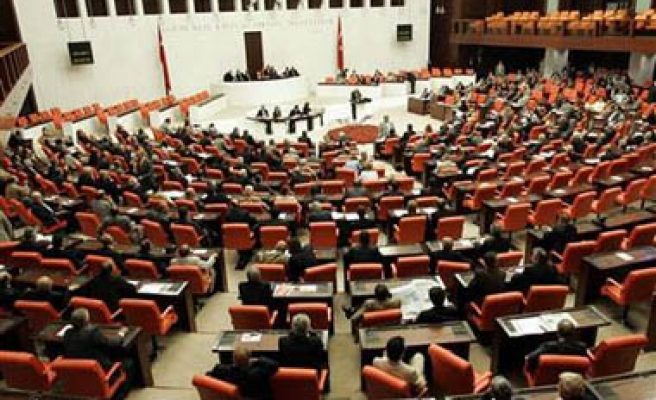 Türkiye Büyük Millet Meclisi Komisyonları Seçildi