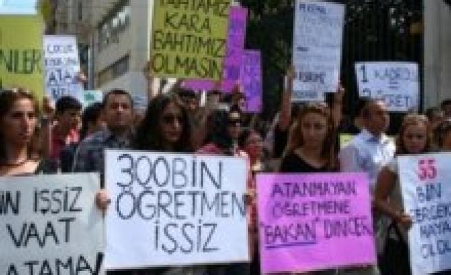 Öğretmenler büyük Ankara eylemine hazırlanıyor