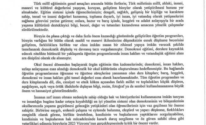 İLK DERS 2011/51 GENELGE