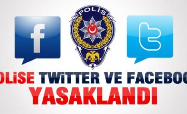 POLİSE SOSYAL MEDYA YASAĞI
