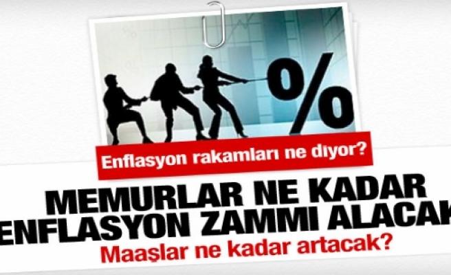 ENFLASYON FARKLARI BELLİ OLDU...