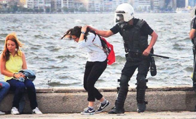 GEZİ PARKI EYLEMLERİNDE AÇIĞA ALINAN POLİS KONUŞTU
