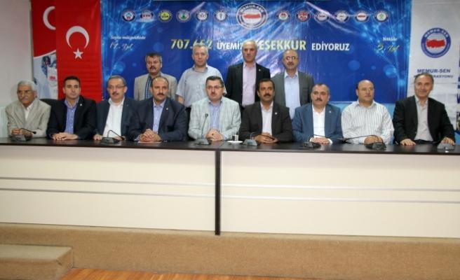 MEMUR SEN'İN TOPLU SÖZLEŞME TALEPLERİ
