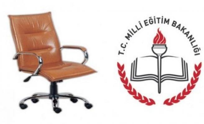 MEB'DE ÜST DÜZEY DEĞİŞİM