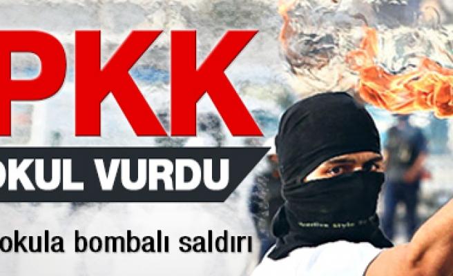 PKK OKUL VURDU