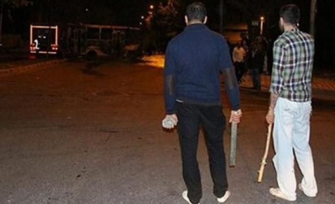 PROTESTO KANI İSTANBUL'A SIÇRADI
