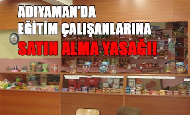 ÇOK GARİP BİR YASAKLAMA !!!
