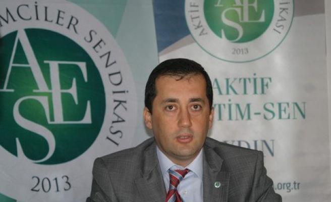 'LİSELERDE KURSA GİDEN ÖĞRENCİ KALMADI'