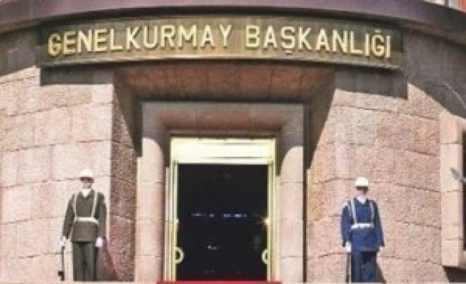 TSK'DAN 'ŞEHİTLİK' VE 'GAZİLİK' AÇIKLAMASI