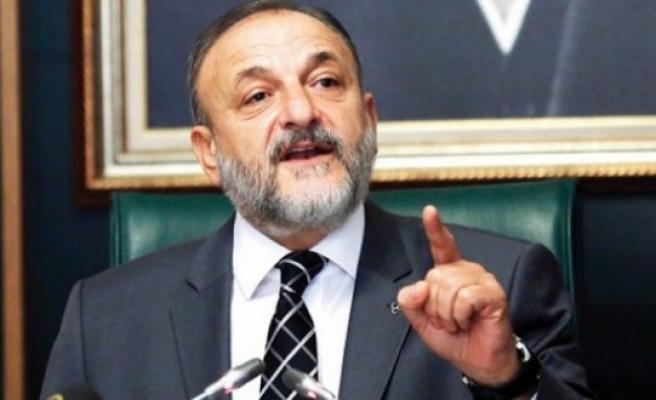 AKP'Lİ METİNER'DEN PEYGAMBERİMİZE HAKARET, VURAL'DAN CEVAP