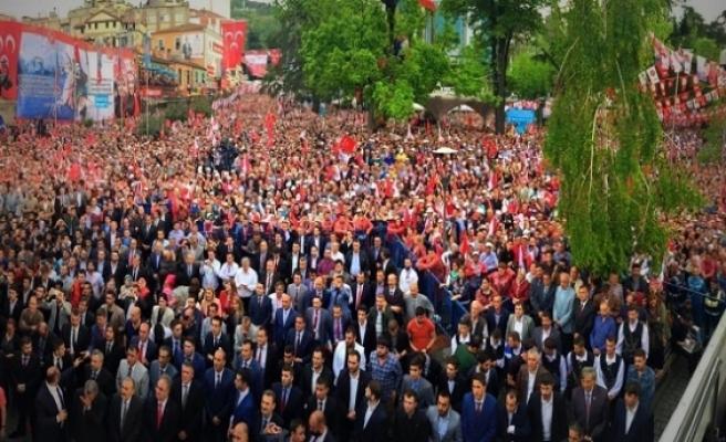 MHP'DEN DEV 'RAYLI İPEK YOLU' PROJESİ!