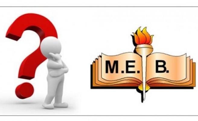 MEB'DEN ÖZEL ÖĞRETİM KURUMLARI PERSONEL GENELGESİ