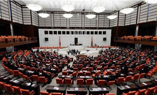 HDP'Lİ VEKİLLERİN FEZLEKESİ MECLİS'TE