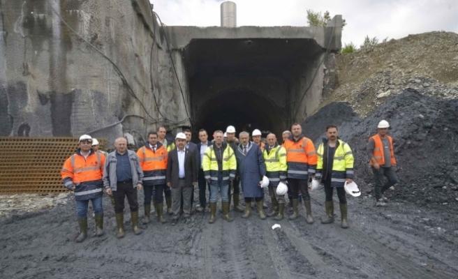 """DSİ Genel Müdürü Acu: """"Kırık Barajı inşaatı tamamlanınca bölge halkına 77 milyon lira katkı sağlayacak"""""""