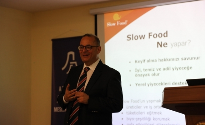 Hasankeyf'te Slow Food ve Cittaslow eğitimi