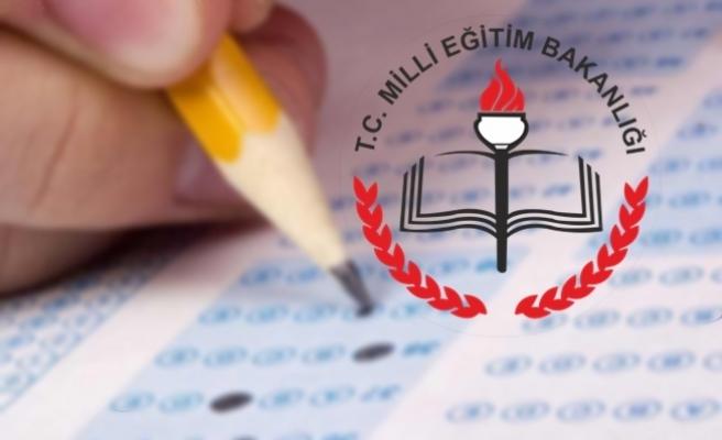 Liselere yerleştirme sınav yerleri belli oldu