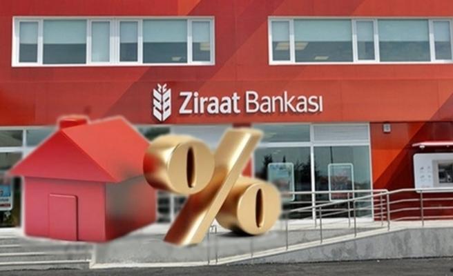 Ziraat bankasından konut kredilerine faiz indirimi