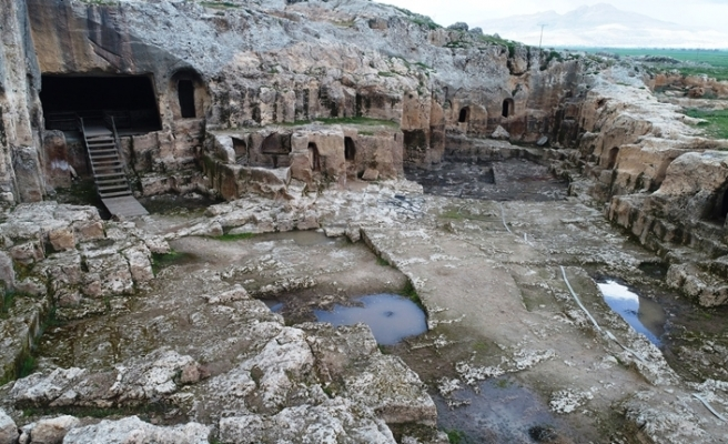Ergani'de 10 bin yıllık tarih