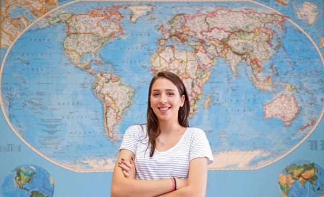 Genç üniversitelinin İzmir'den ABD'ye uzanan başarısı
