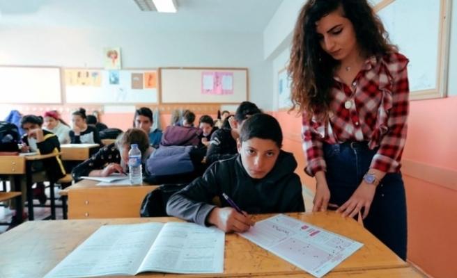 Van'da 18 Bin Öğrenci LGS Sınavına Girdi