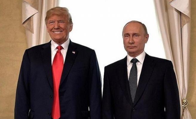 ABD Başkanı Trump ve Rusya Devlet Başkanı Putin Tekrar Görüşebilir