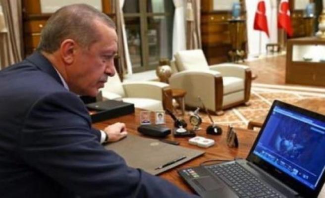 AK Parti Start Verdi! Başkan Erdoğan Tek Tuşla Hepsini Görebilecek