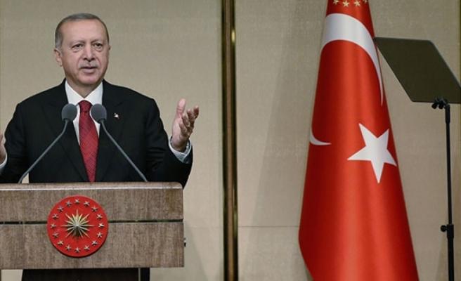 Cumhurbaşkanı Erdoğan: Mahalli Seçimde Hasbi Ekip Olacak