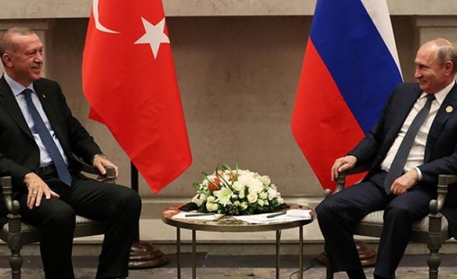 Cumhurbaşkanı Erdoğan'dan Putin'e Aramızdaki Dayanışma Birilerini Kıskandırıyor