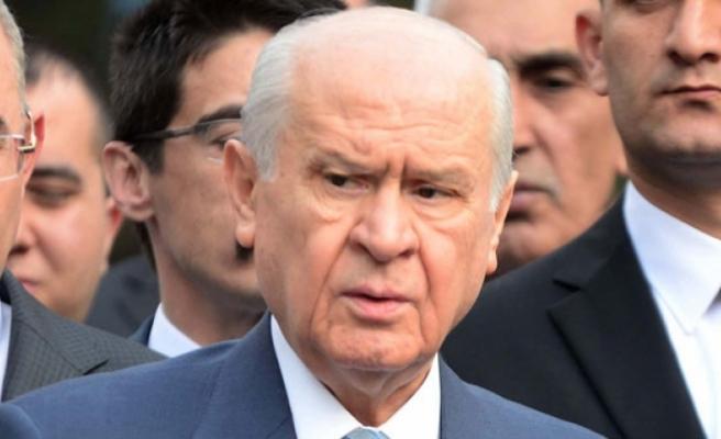 MHP Genel Başkanı Devlet Bahçeli'den Kabine Yorumu