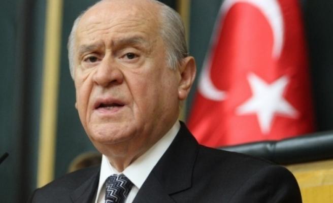 MHP Genel Başkanı Devlet Bahçeli'den Sert Açıklamalar! Ortada Bir Saldırı Var