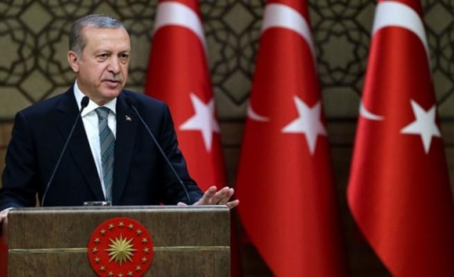 Cumhurbaşkanı Erdoğan: Devlete Karşı Suçlarda Devlet Affedici Olabilir Ama…