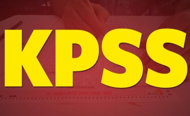 KPSS Ortaöğretim Sınav Giriş Belgesi Açıklandı mı?