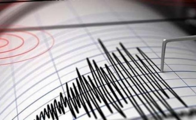 O Ülkede Felaketler Peş Peşe Geliyor Önce Tayfun Şimdi de Deprem